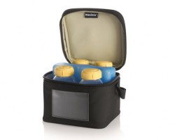 medela breast pump cooler bag