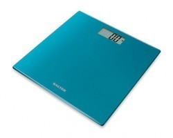 Salter Teal Blue Digital Weighing Scale - 9069