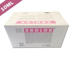 Hindustan Syringes Unolok Syringe with Needle 10ml
