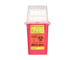 Becton Dickinson (BD) Phlebotomy Sharps Collector