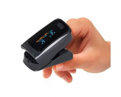 Niscomed Finger Tip Pulse Oximeter