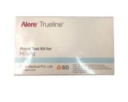 Alere TrueLine HBSAG Test Kit