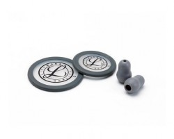 3M Littmann Spare Parts Kit Cardiology IV Stethoscopes Grey 40017
