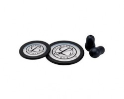 3M Littmann Spare Parts Kit Cardiology IV Stethoscopes Black 40016