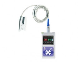 Niscomed Hand Held Pulse Oximeter - CMS-60 D
