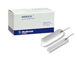 Medtronic Merocel Standard Nasal Dressing with Drawstrings - 440402