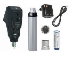Heine Beta 200 Streak Retinoscope with Beta 4 Rechargeable Handle - 3.5V