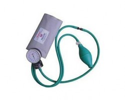 Diamond Dial Type Deluxe Blood Pressure BP Monitor - BPDL 250
