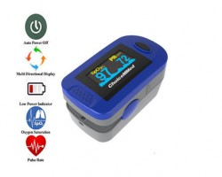 ChoiceMMed Fingertip Pulse Oximeter - MD300C2