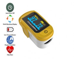 ChoiceMMed Fingertip Pulse Oximeter - MD300C2D