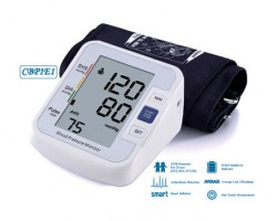 ChoiceMMed Arm Type Blood Pressure BP Monitor/Apparatus - CBP1E1