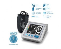 ChoiceMMed Arm Type Deluxe Blood Pressure BP Monitor/Apparatus - CBP1K2