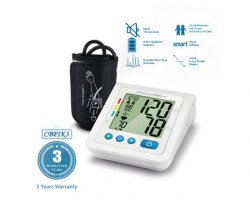 ChoiceMMed Arm Type Economy Blood Pressure BP Monitor/Apparatus - CBP1K3