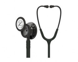 littmann stethoscope classic 3 - Black with Smoke Finish