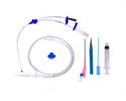Polymed Novocent Pro Central Venous Catheter (CVC) Kit - Double Lumen