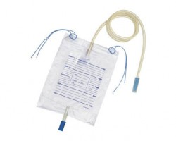 Polymed Urine Bag with Bottom Outlet