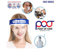 POCT Face Shield - Pack of 5