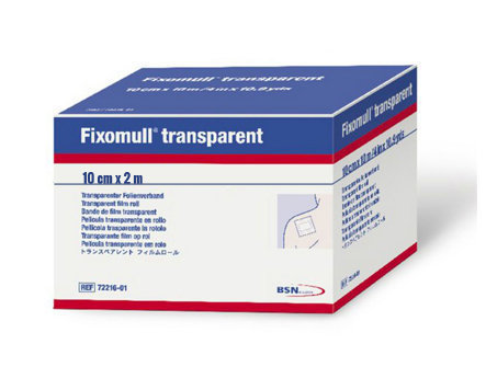 BSN Medical Fixomull Transparent Medical Tape