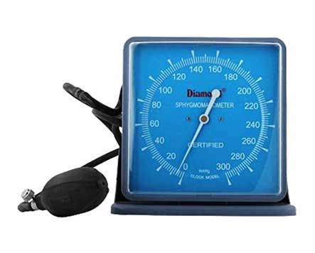 Diamond Clock Model Blood Pressure(BP) Monitor