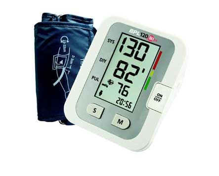 BPL 120/80 B8 Blood Pressure Monitor - Arm Type