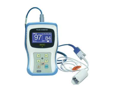 Niscomed Hand Held Pulse Oximeter