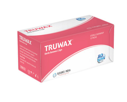 Sutures India Truwax Bone Wax