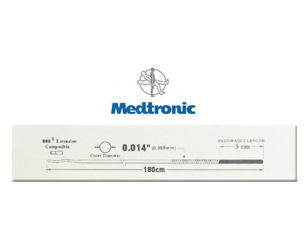 Medtronic Intuition PTCA (Steerable) Guide Wire
