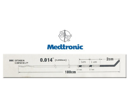 Medtronic Zinger Marker PTCA (Steerable) Guide Wire