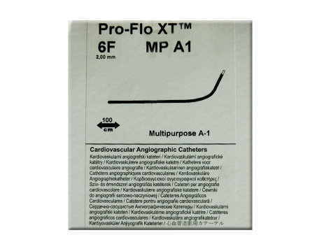 Medtronic Pro-Flo XT Multipurpose Diagnostic Catheter