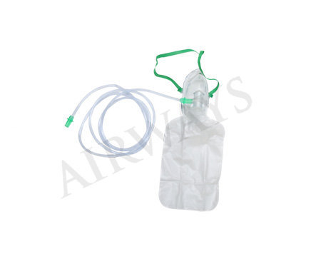 Airways Surgicals Airocon High Concentration Oxygen Mask Adult
