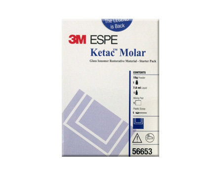 3M Ketac Molar Glass Ionomer Cement