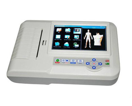 Cardiology - ECG Machine | EEG Machine | X Ray Machine