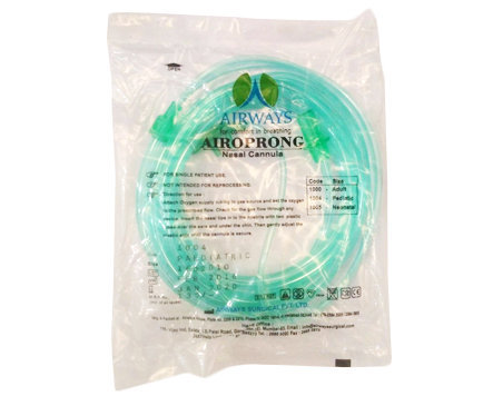 Airways Surgicals Airoprong Nasal Cannula