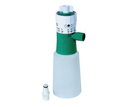 Intersurgical Aquamist Humidifier Nebulizer with Bottle