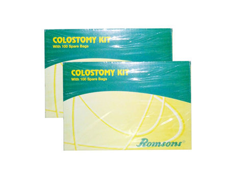 Romsons Colostomy Kit