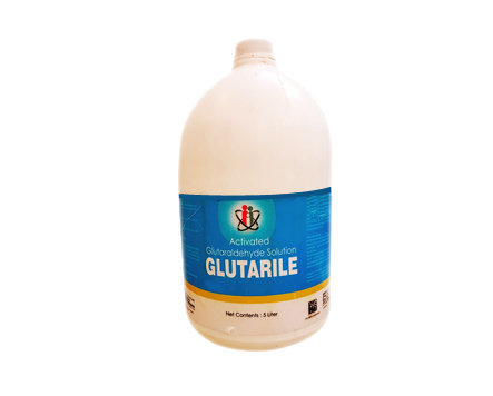 Dr. Sabharwals Glutarile 2.45% Instrument and Equipment Disinfectant