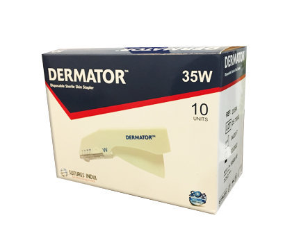 Sutures India Dermator Skin Stapler
