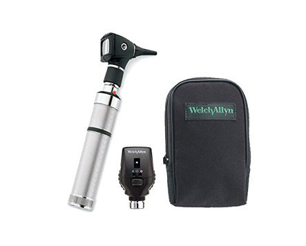 welch allyn wall mounted otoscope ophthalmoscope