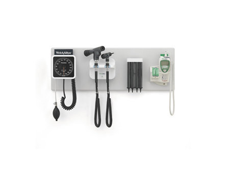 Welch Allyn Green Series 777 Integrated Wall Mounted Diagnostic System