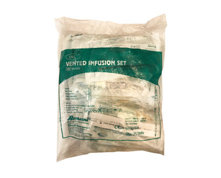 Romsons RMS Vented IV Administration Set