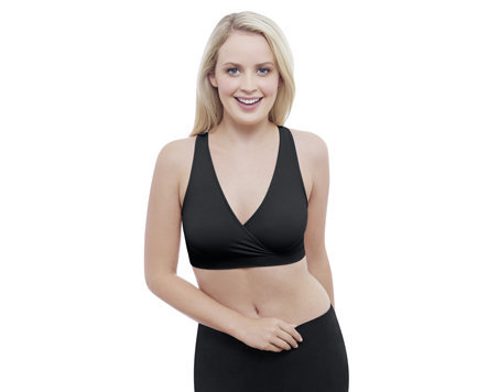 Medela Sleep Bra - Black