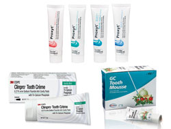 Tooth Pastes & Creams