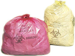 Biomedical Waste Collection Bags Combos