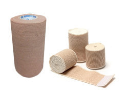 Crepe, Compression & Adhesive Bandages
