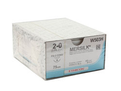 Ethicon Mersilk Silk Sutures
