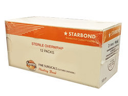 Fine Starbond Polyester Sutures