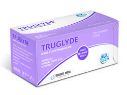 Sutures India Truglyde Polyglycolic
