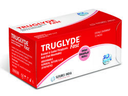 Sutures India Truglyde Fast Polyglycolic