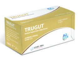 Sutures India Trugut Chromic Catgut