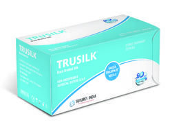 Sutures India - Trusilk Silk